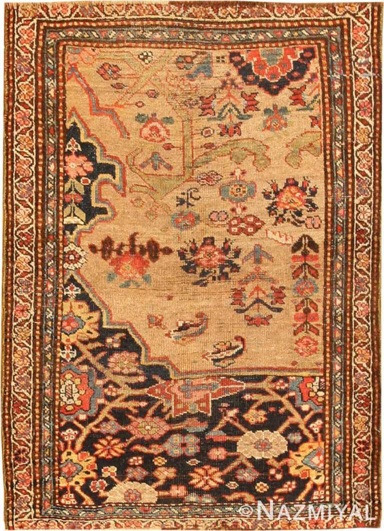 Antique Bidjar Persian Rug 42815 Nazmiyal Antique Rugs