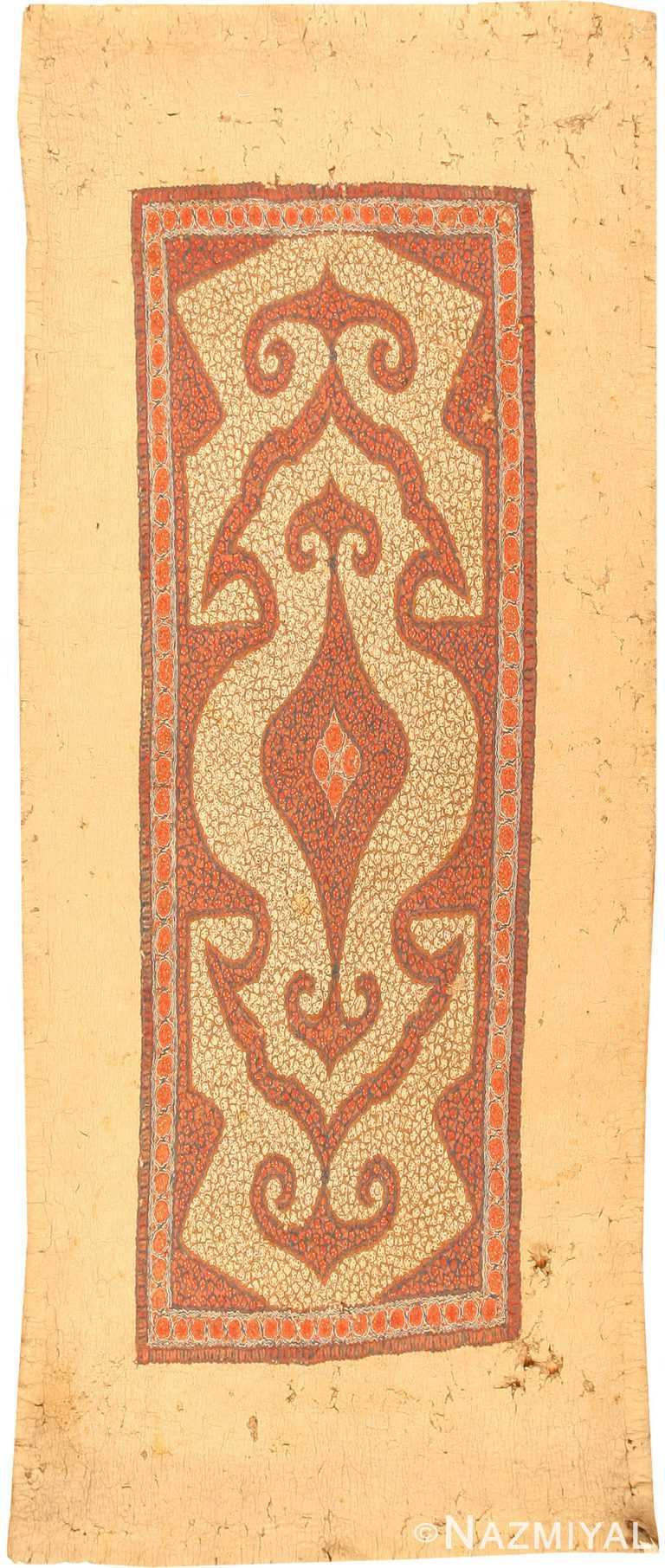 Antique Central Asia Rug 41408 Nazmiyal