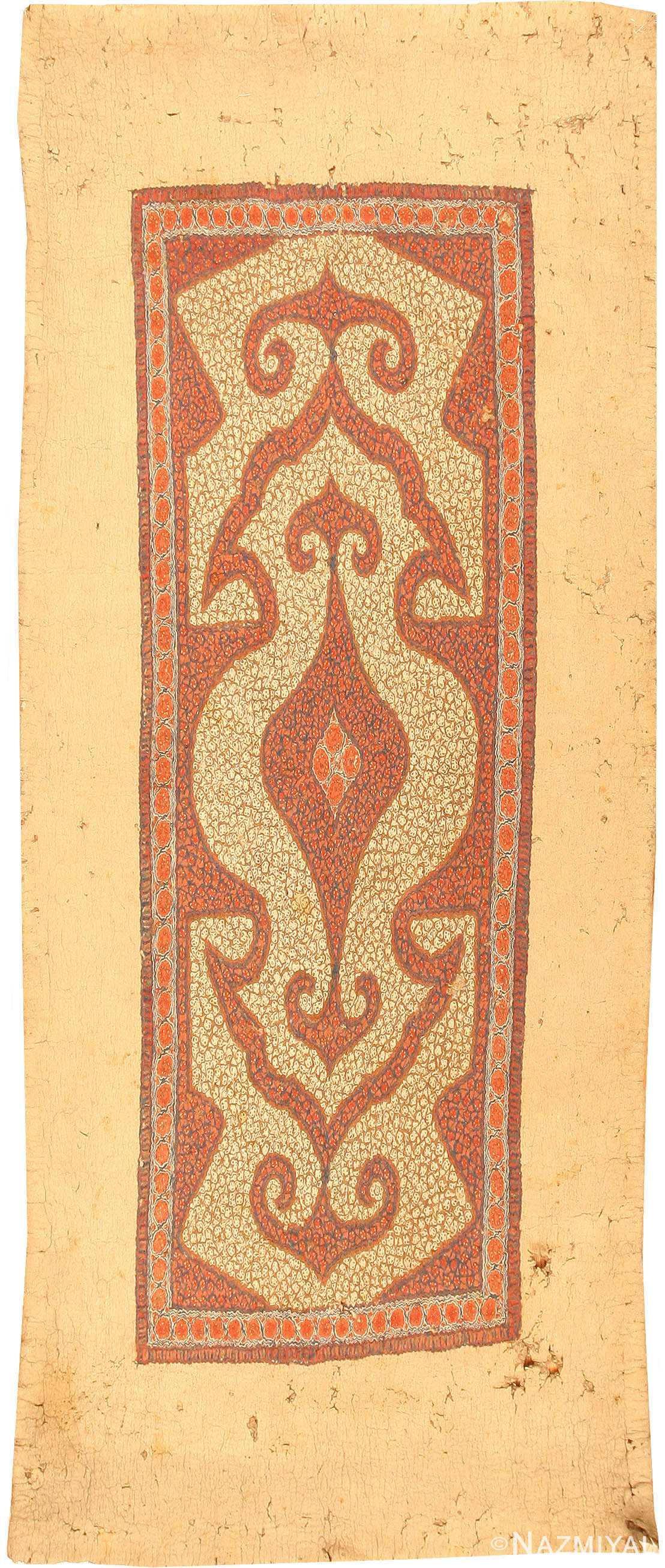 Antique Central Asia Rug 41408 Nazmiyal
