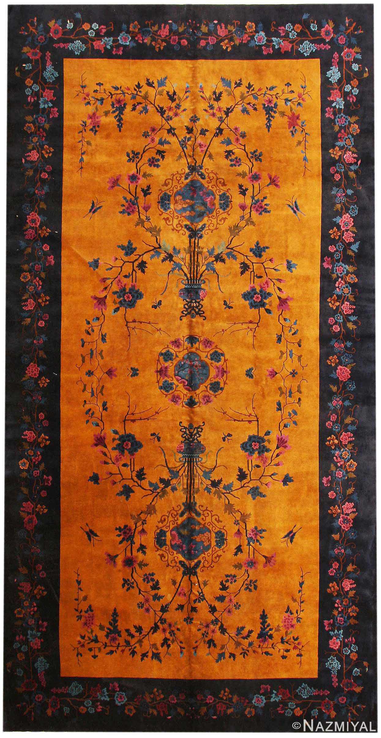 Antique Chinese Oriental Rugs 43405 Nazmiyal