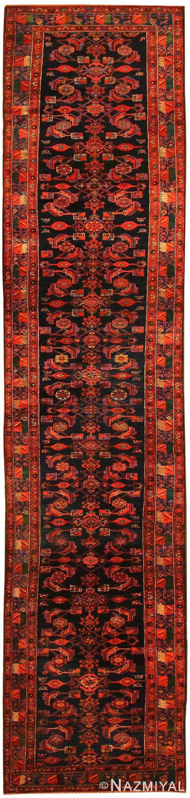 Antique Hamedan Persian Rug 43844 Detail/Large View - By Nazmiyal