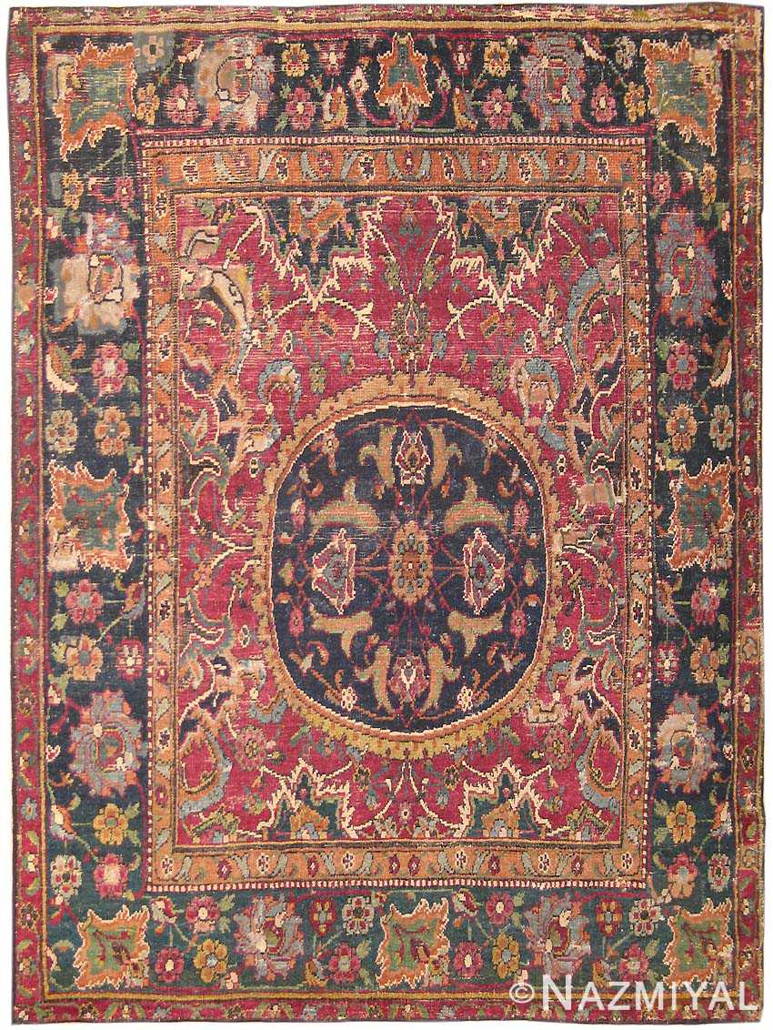 Investing In Antique Rugs by Nazmiyal