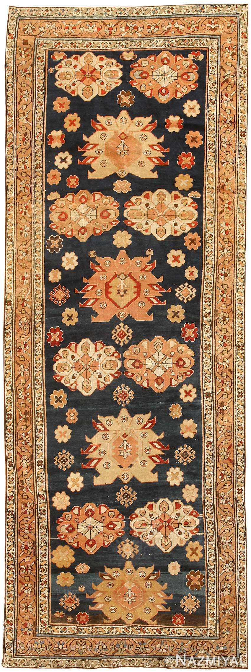 Antique Karabagh Rug 43178 Nazmiyal