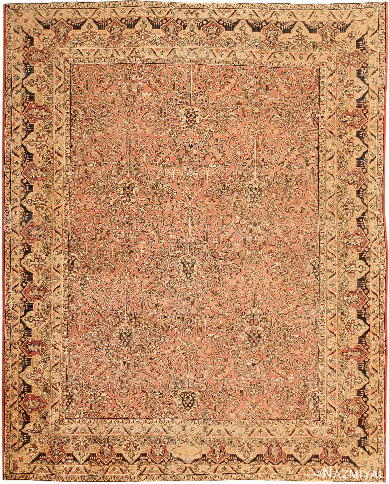 Vintage Persian Rugs: Antique Kerman Persian Rug 43463