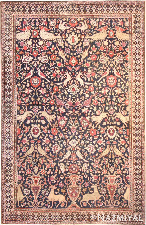 Antique Khorassan Persian Rug 3244 Nazmiyal