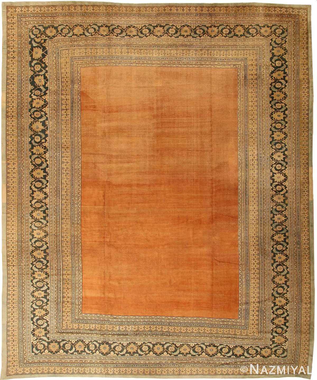 Vintage Persian Rugs: Large Antique Khorassan Persian Rug 40442 Nazmiyal Rugs