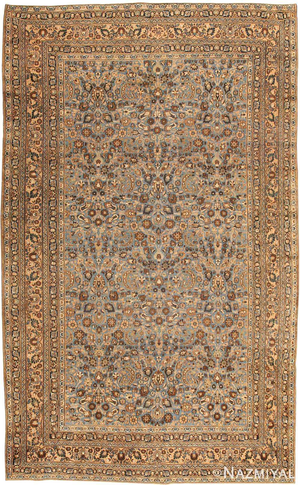 Antique Khorassan Persian Rug 41778 Nazmiyal