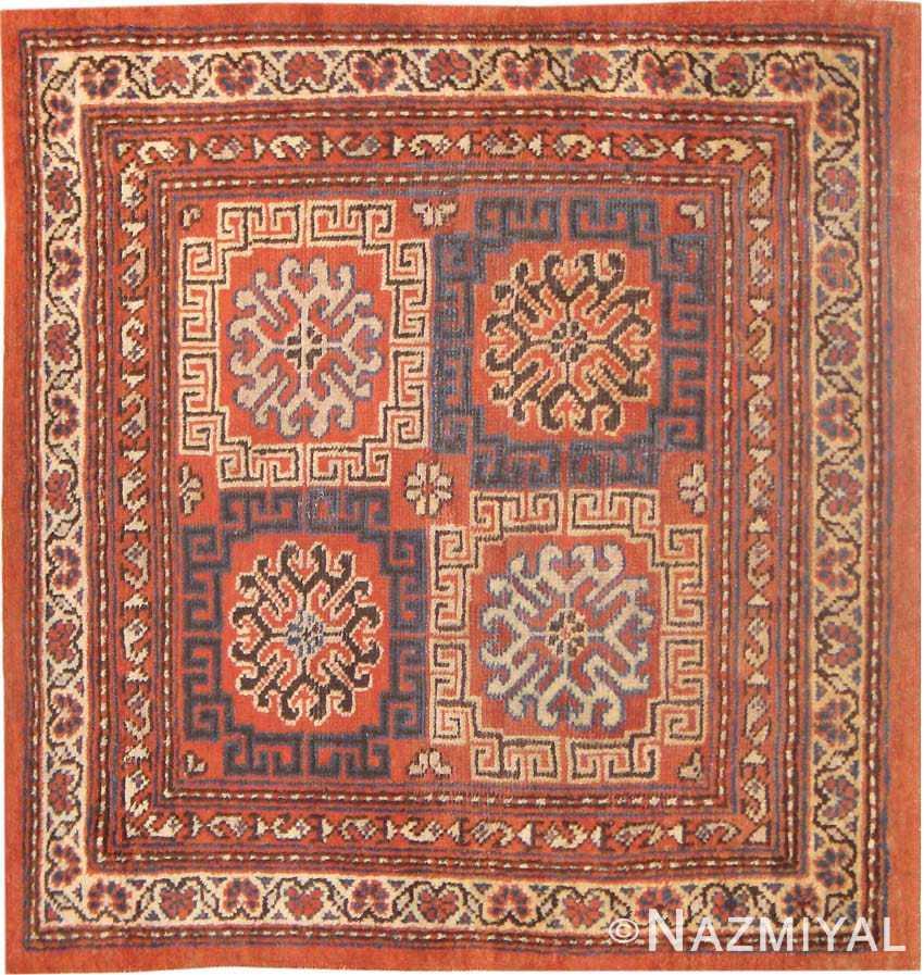 Antique Khotan Oriental Rugs 40994 Detail/Large View