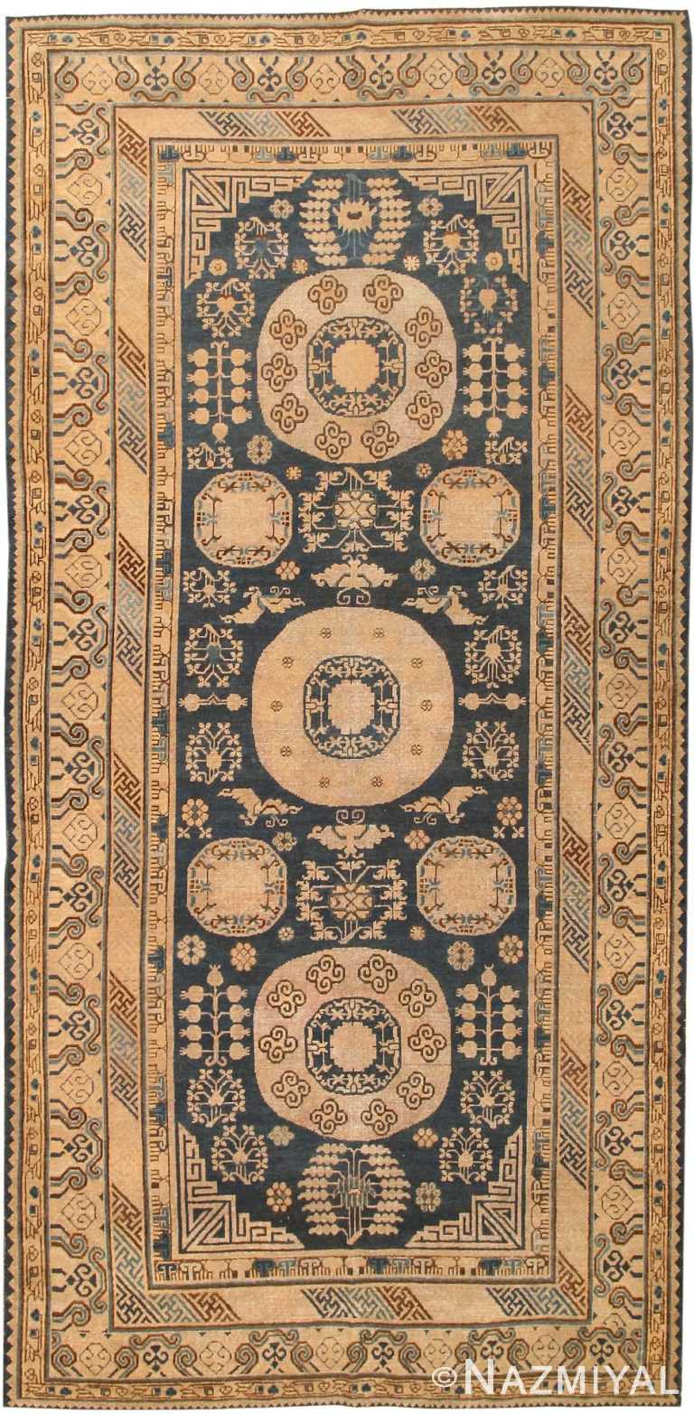 Antique Khotan Oriental Rug 43179 Nazmiyal