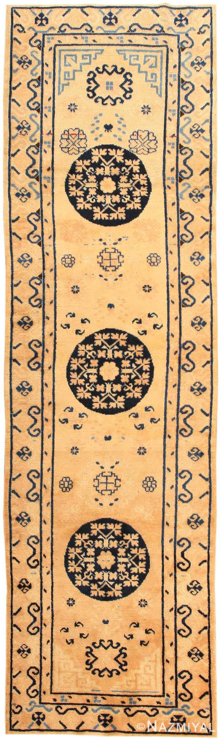 Antique Khotan Oriental Carpet 42193 Nazmiyal