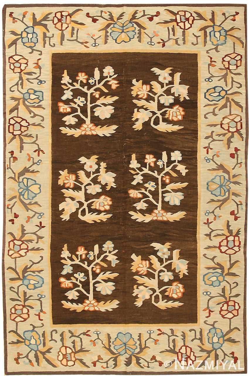 Antique Bessarabian Romanian Carpet 43806 Nazmiyal