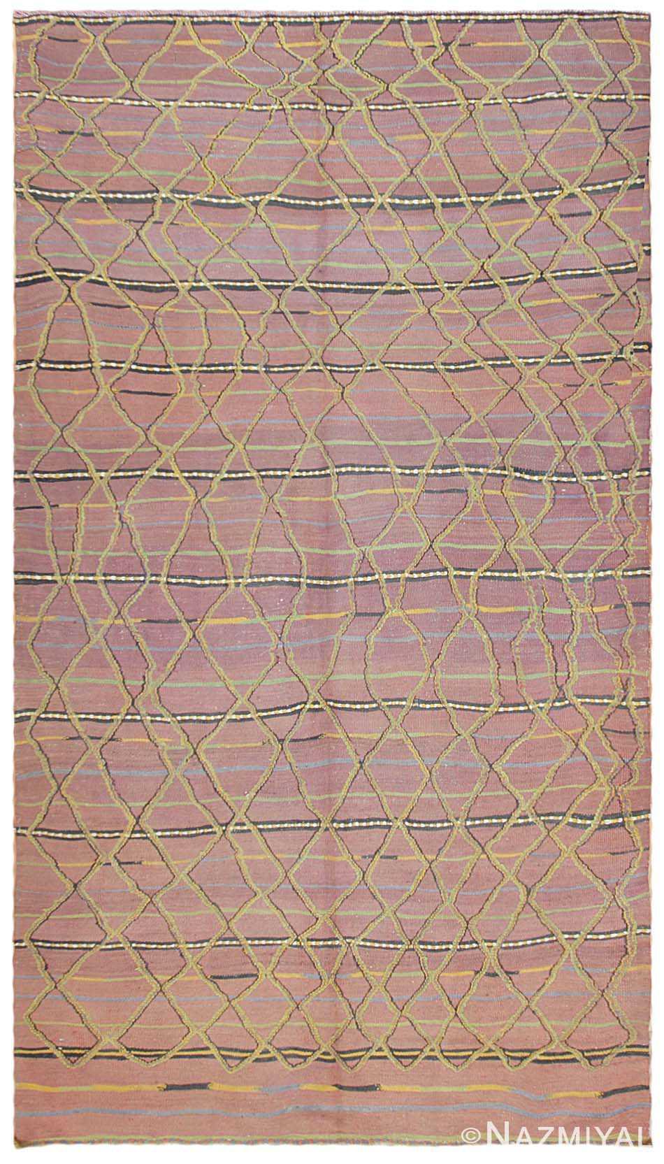 Vintage Moroccan Oriental Rugs 44467 Nazmiyal