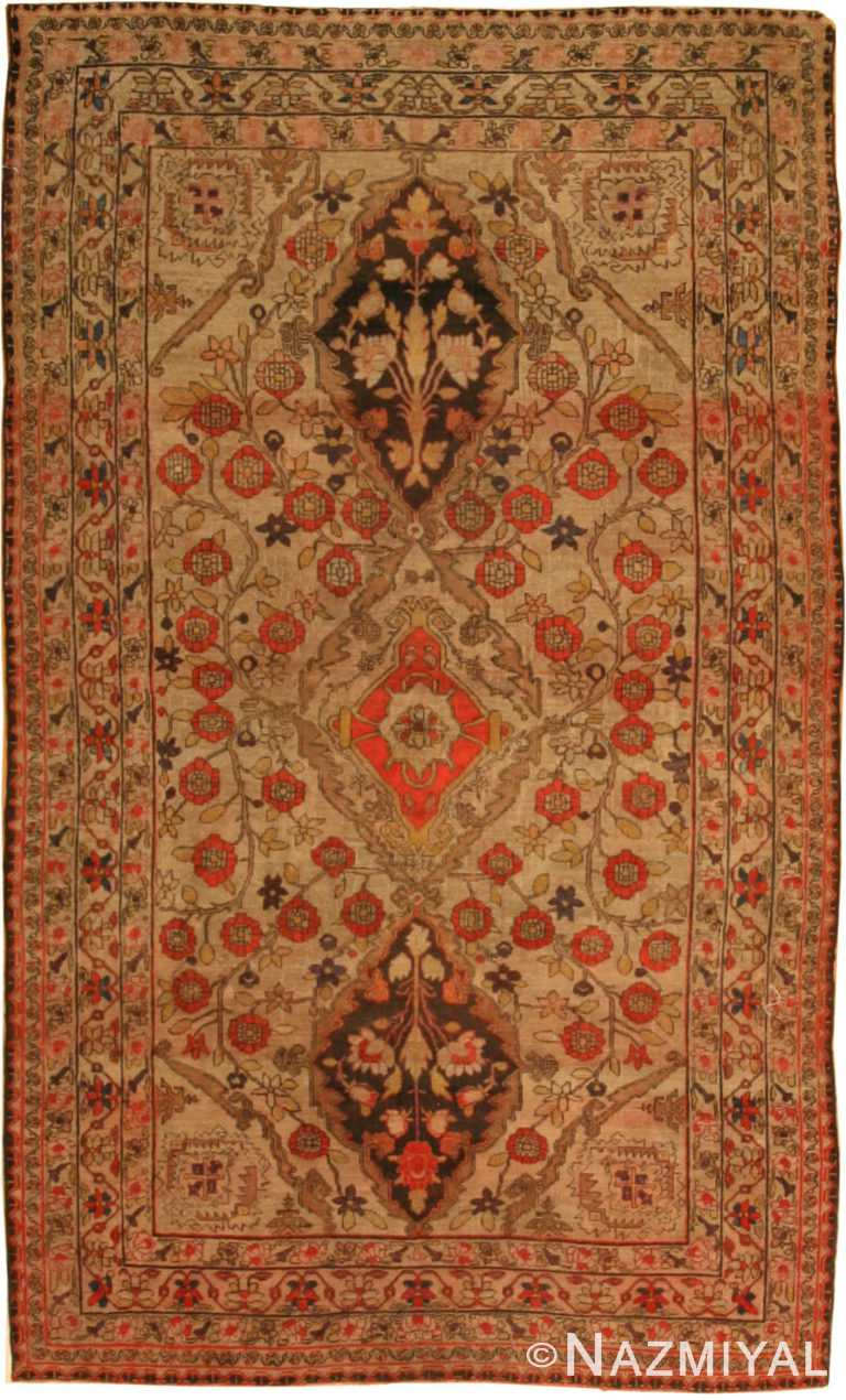 Antique Kerman Persian Rug 2197 Nazmiyal