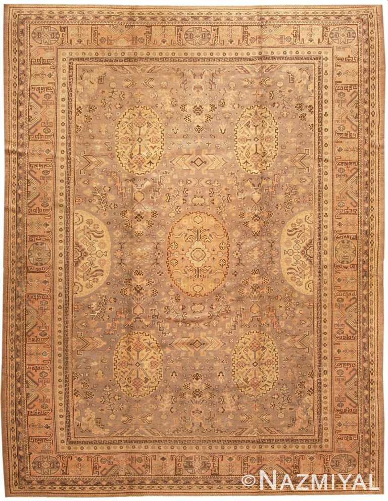 Antique Khotan Oriental Carpet 2298 Nazmiyal