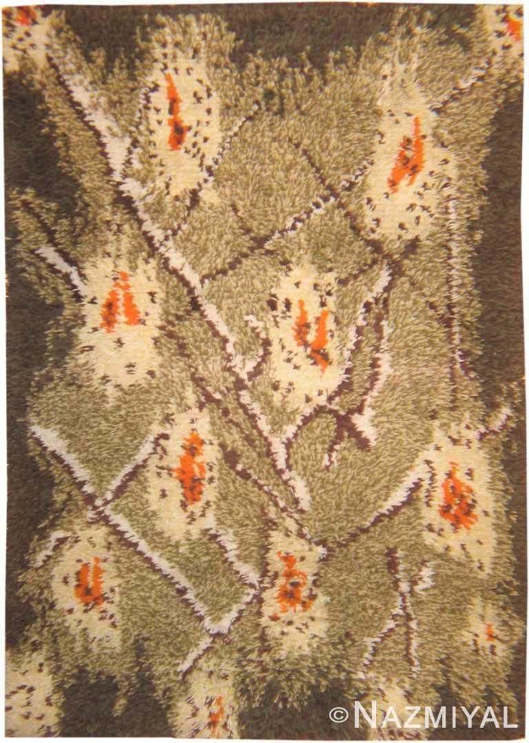 Vintage Scandinavian Rug 42013 Nazmiyal