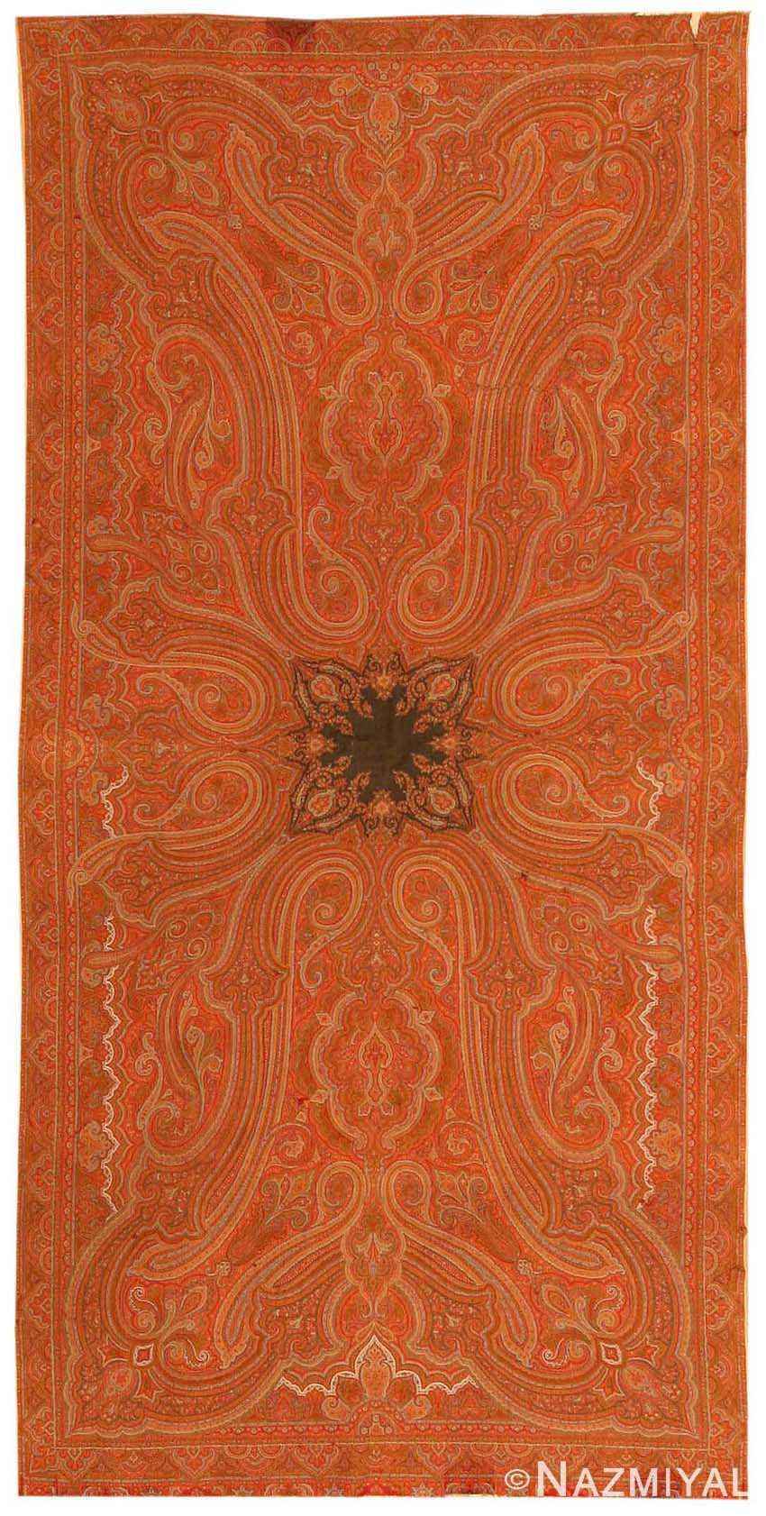Antique Shawl 43794 Detail/Large View