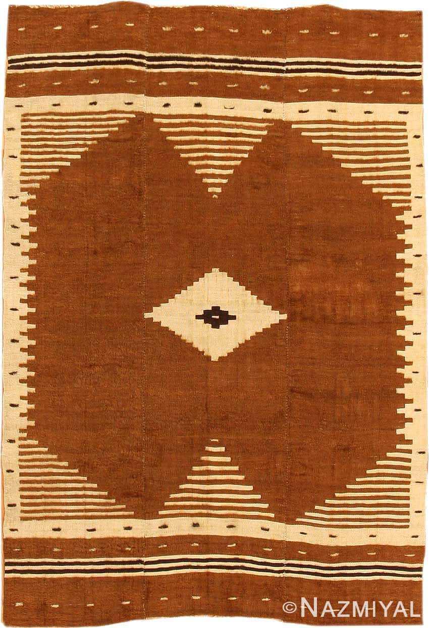 Antique Turkish Rug 43050 Nazmiyal