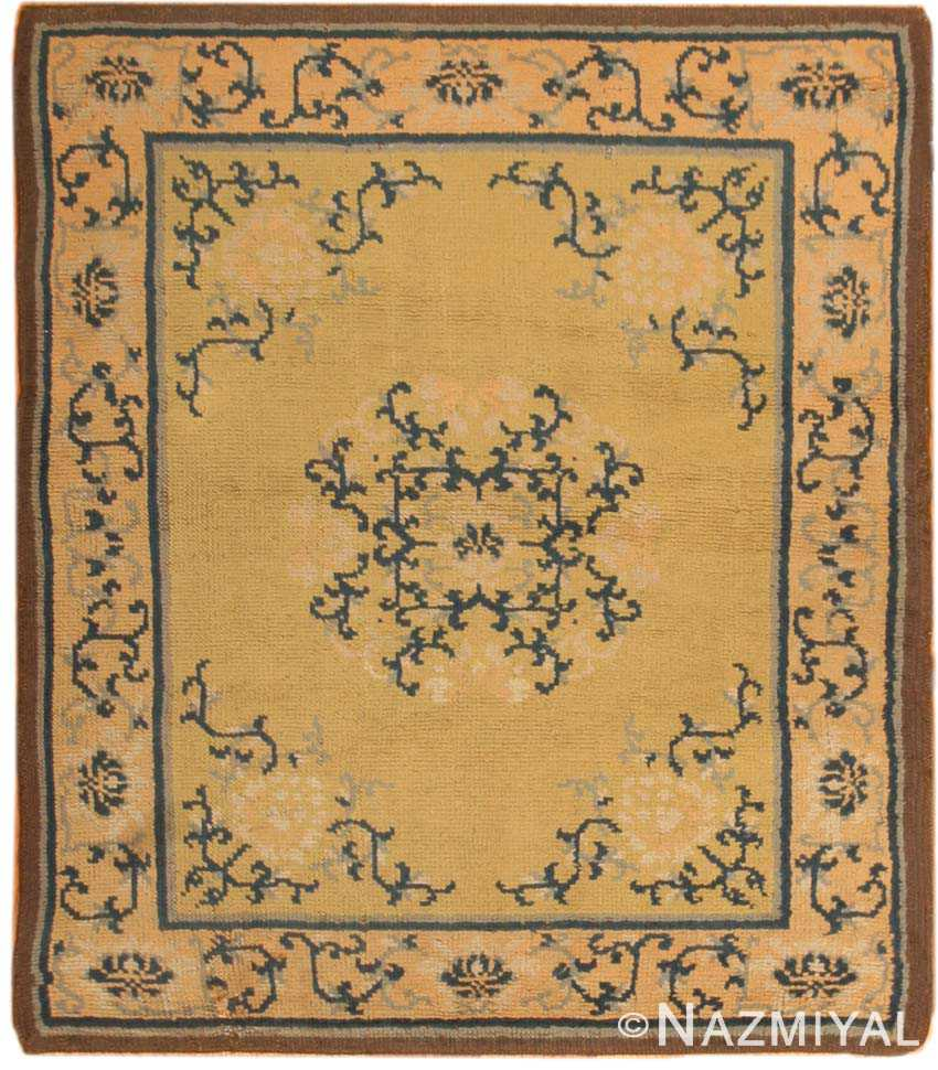 Antique Spanish Carpet 1151 Nazmiyal