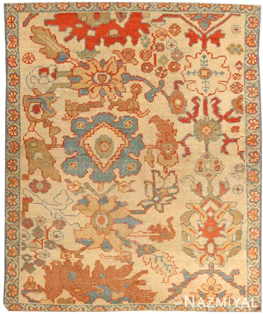 Antique Persian Sultanabad Rug 43505