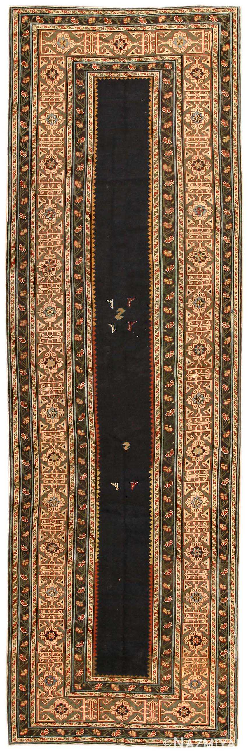Antique Talish Caucasian Rug 43823 Nazmiyal