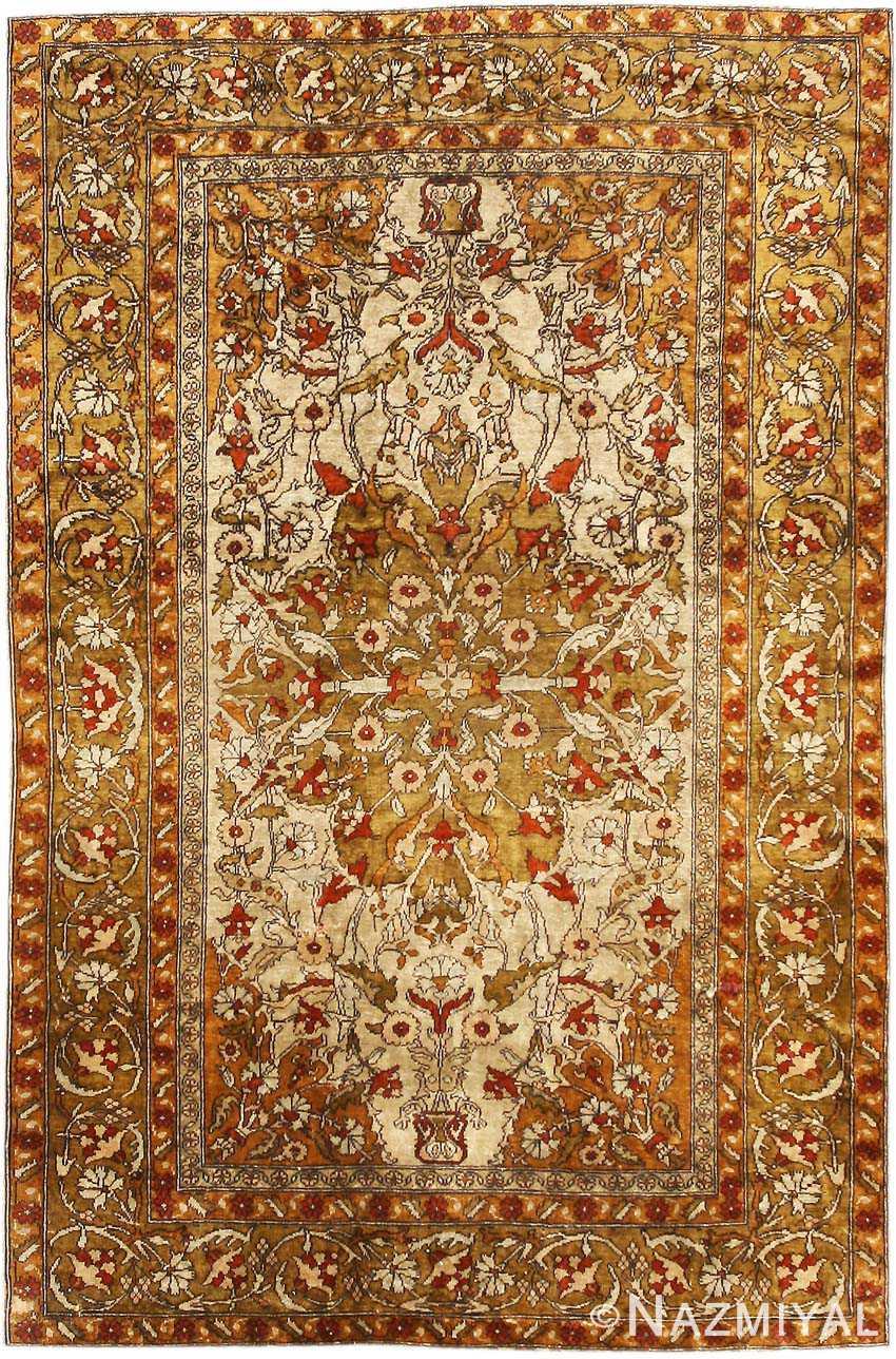 Antique Turkish Rug 1188 Nazmiyal