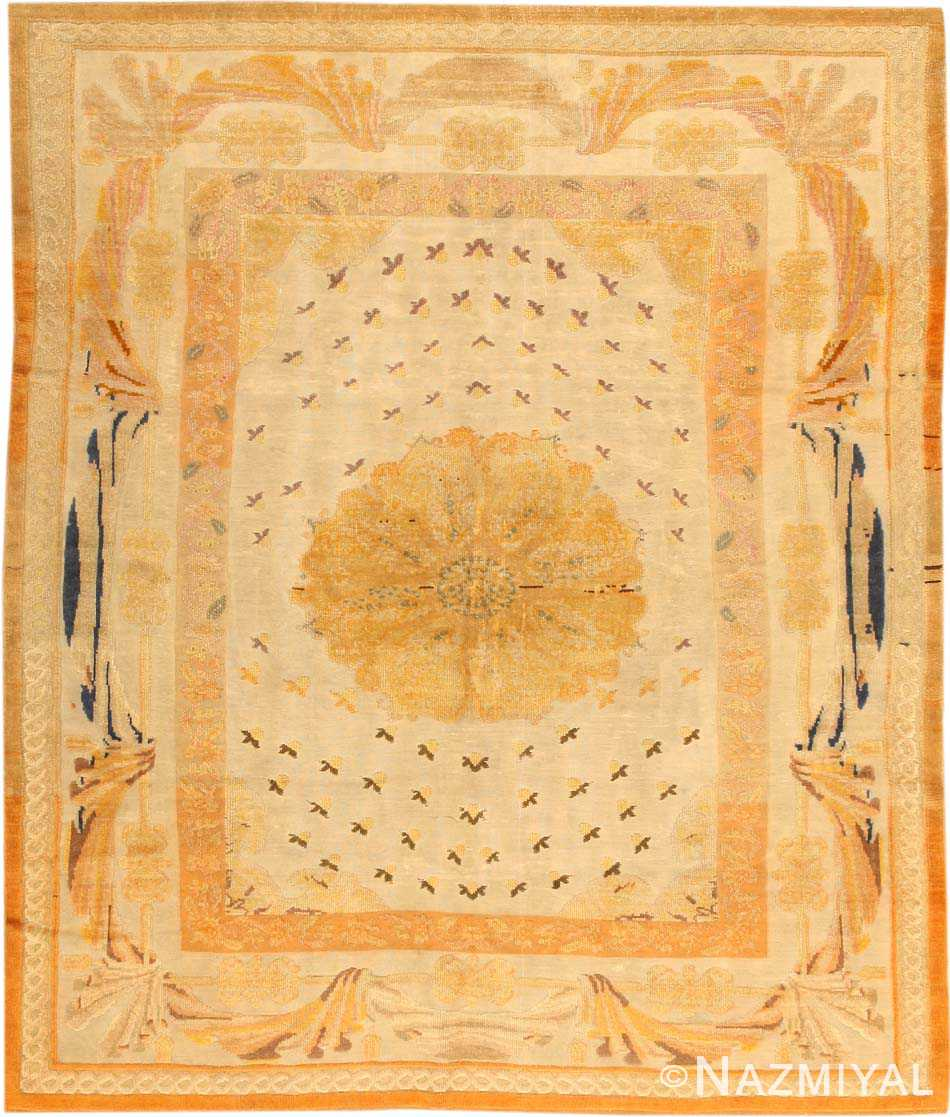 Antique Ukrainian Rug 43181