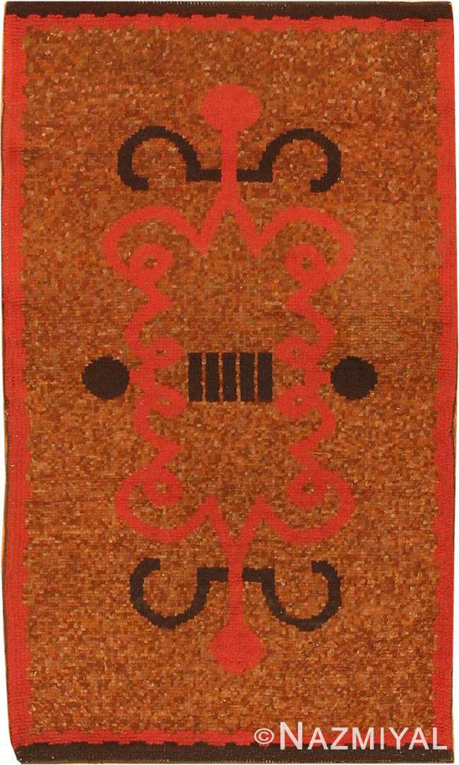 Vintage Deco French Rug 42637 Nazmiyal