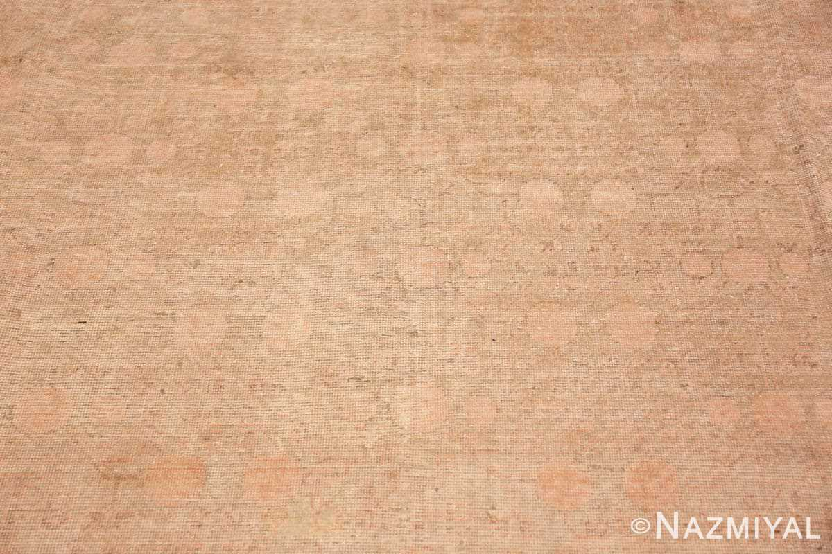 Field Decorative Antique Khotan rug 44995 by Nazmiyal