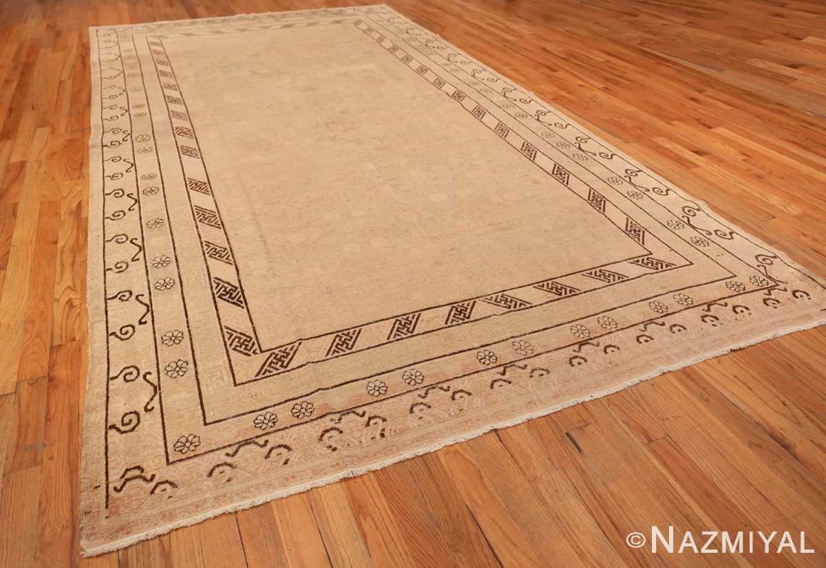 Full Decorative Antique Khotan rug 44995 by Nazmiyal