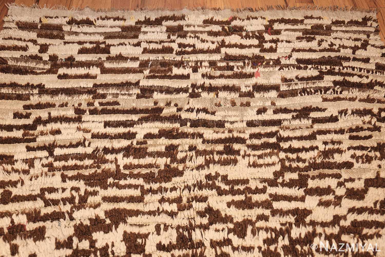 mid century moroccan rug 45010 top Nazmiyal