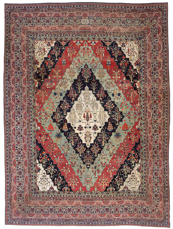 Hand Knotted Rugs by Nazmiyal