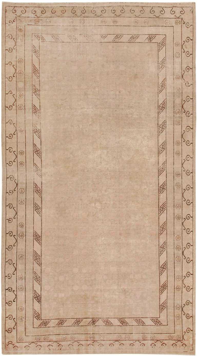 Antique Khotan Oriental Rug #44995 Nazmiyal