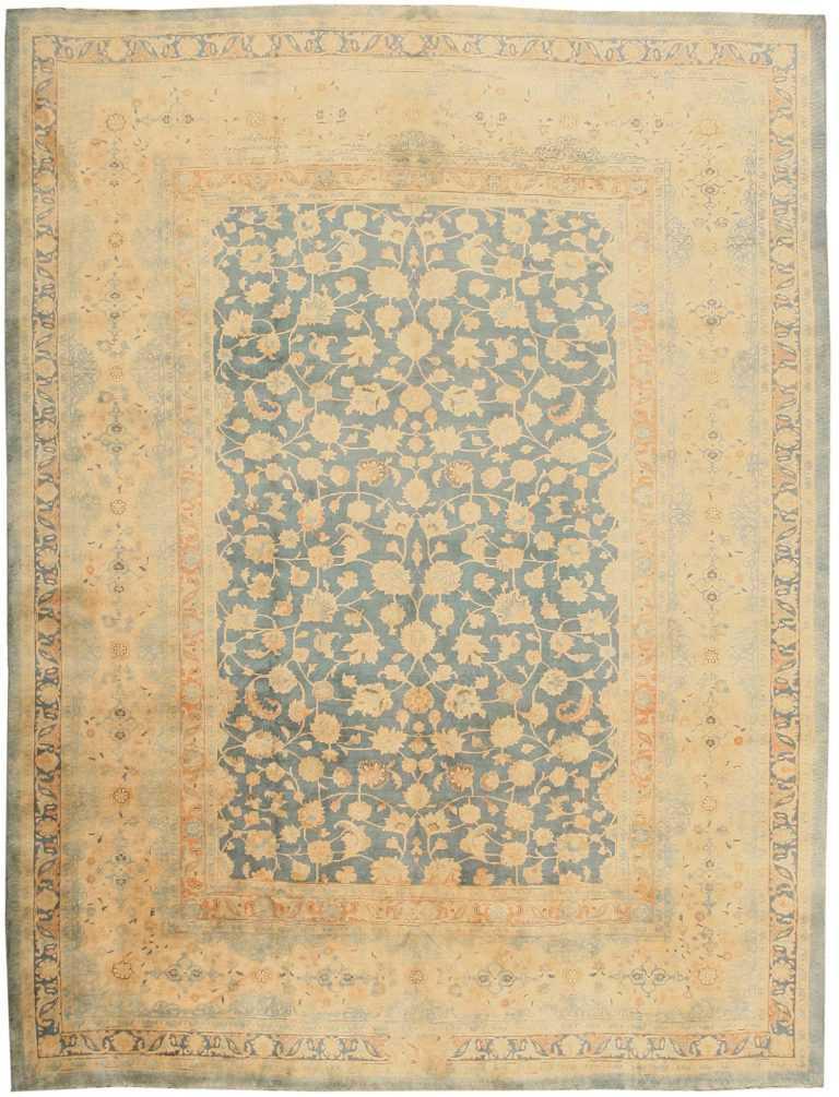 Antique Khorassan Persian Rug 42073 Nazmiyal