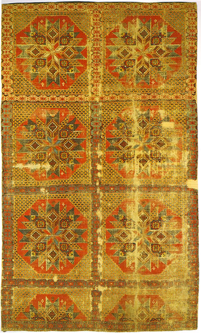 early rugs by nazmiyal