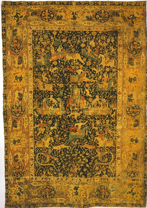 Safavid Rugs Antique Safavid Rug Collection By Nazmiyal