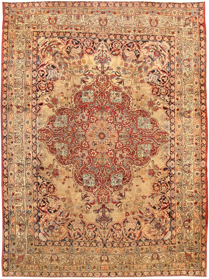 Antique Oriental Rugs And Carpets Persian London