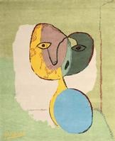Pablo Picasso Rugs