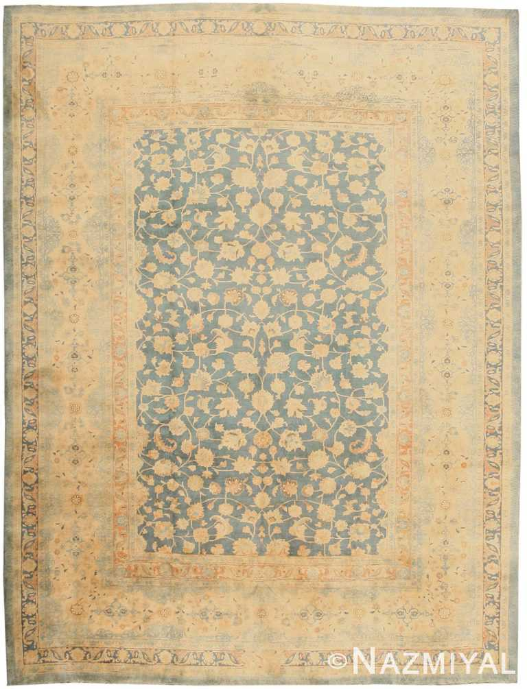 Antique Khorassan Persian Rug 42073 Nazmiyal