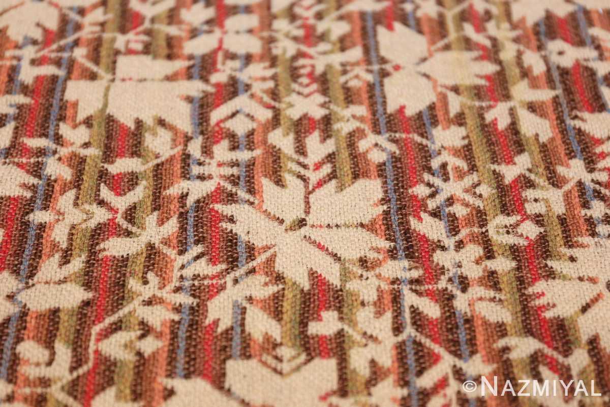 antique ingrain american rug 2586 closeup Nazmiyal