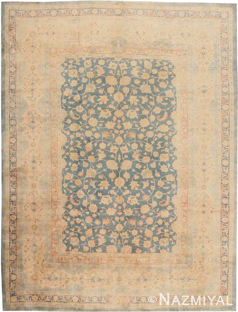 Antique Persian Khorassan Rug #42073 by Nazmiyal Antique Rugs