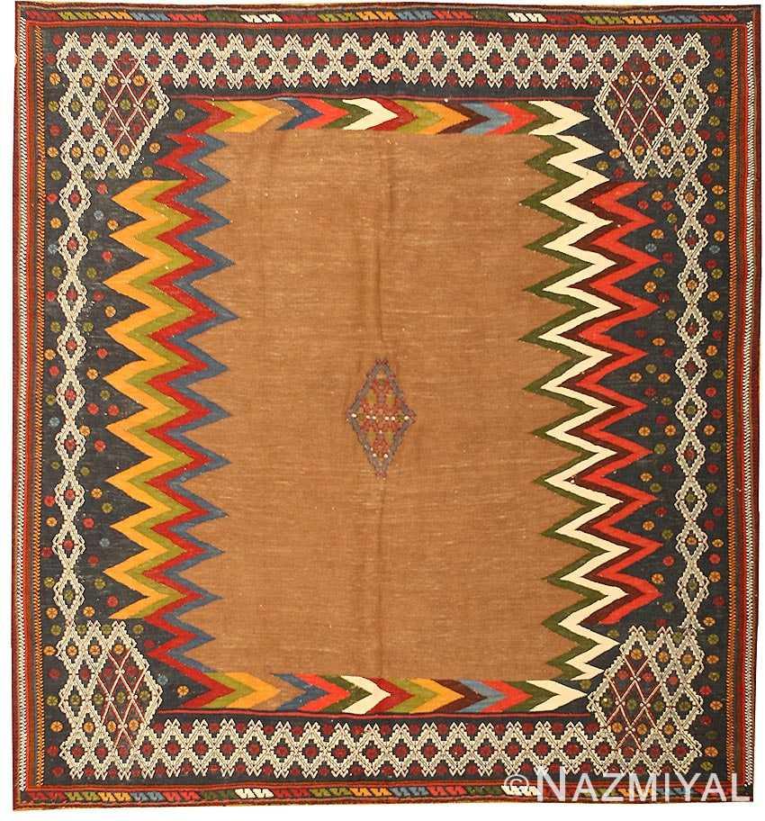 antique persian kilim rug 42234 by nazmiyal antique rugs