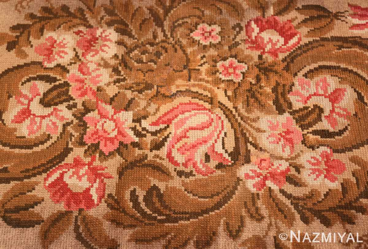 Detail Antique English rug 2892 by Nazmiyal