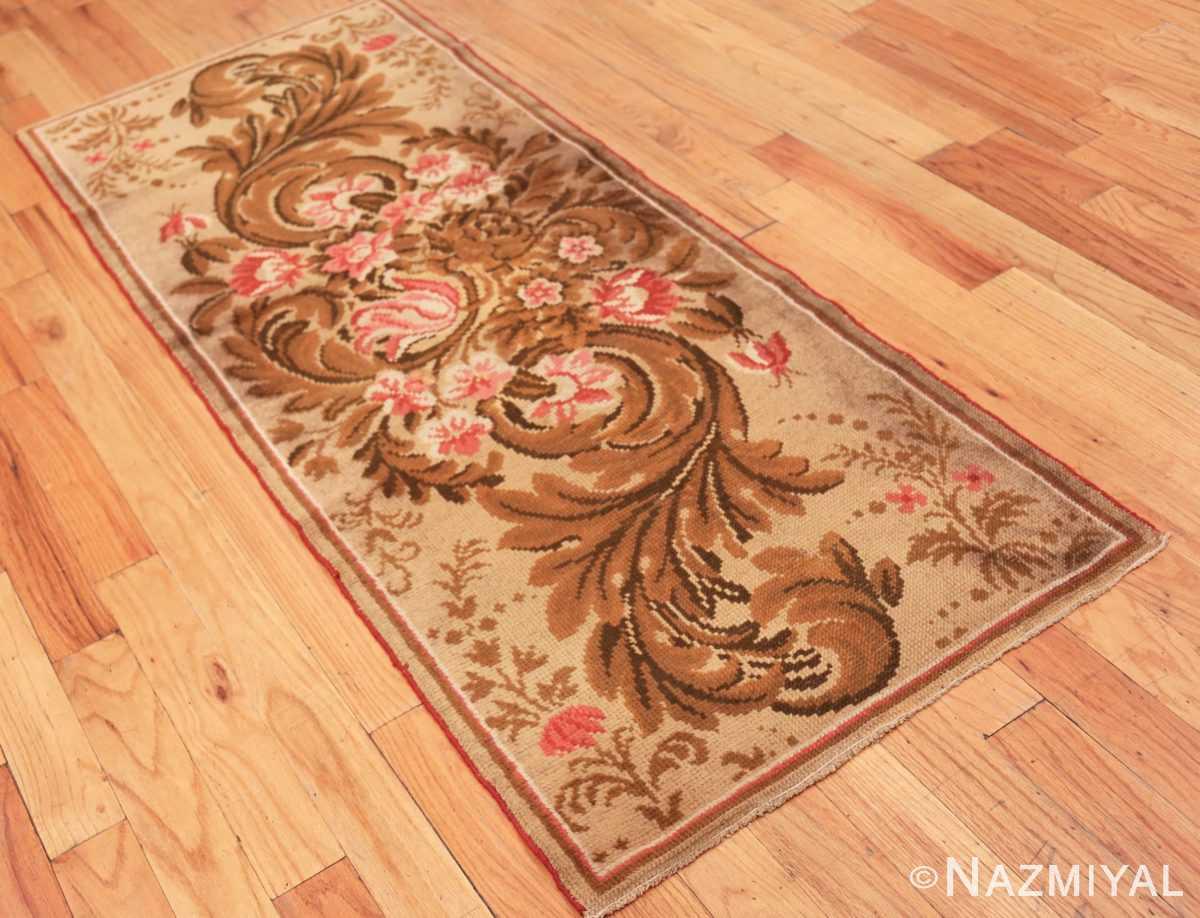 Full Antique English rug 2892 by Nazmiyal