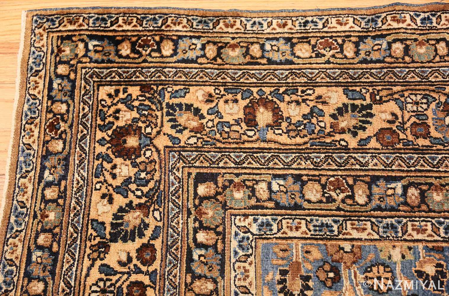 persian antique khorassan rug 41778 corner Nazmiyal
