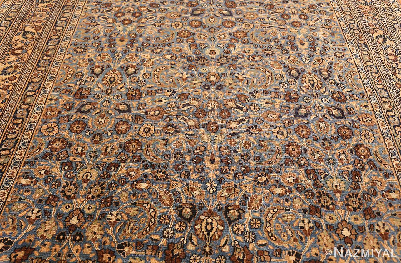 persian antique khorassan rug 41778 field Nazmiyal