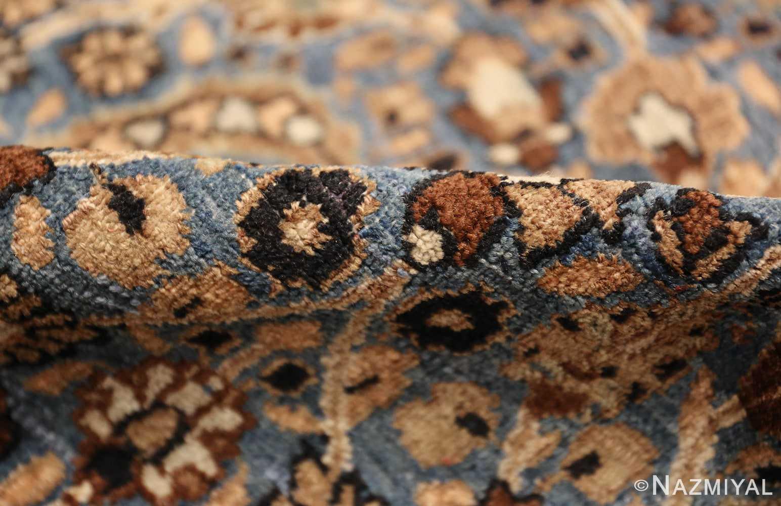 persian antique khorassan rug 41778 pile Nazmiyal