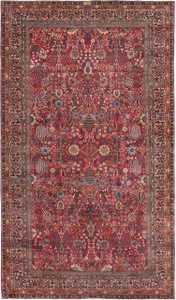 Antique Kerman Persian Rug 44449 Nazmiyal