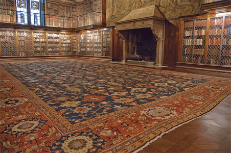 Nazmiyal named Global leader in antique rugs by Hali magazine