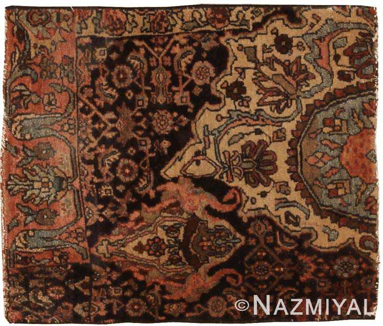 Antique Bidjar Persian Rug 41680