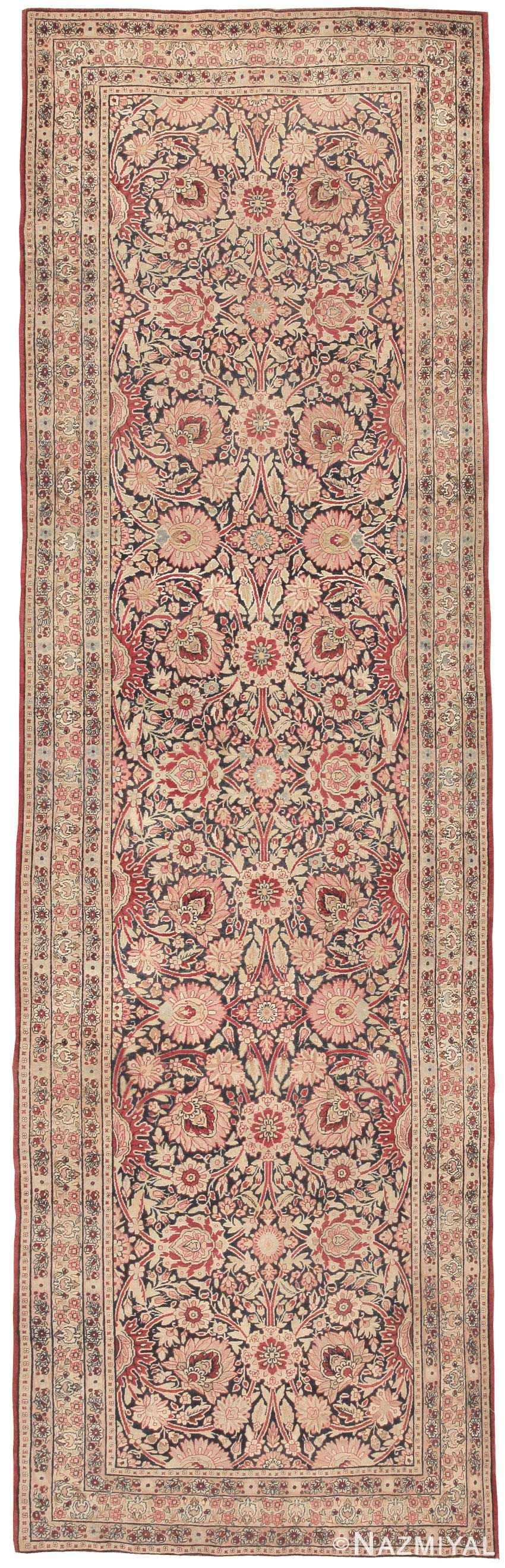 Antique Kerman Persian Rug 44580 Nazmiyal